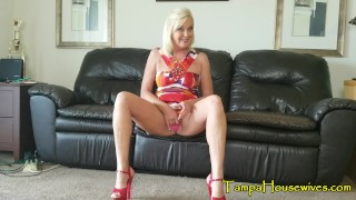 A Step-Son Gets to Creampie His Step-Mom Twice