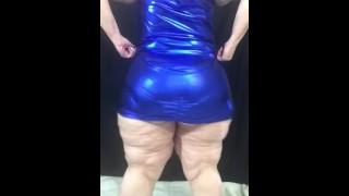 Milf Cellulite Ass