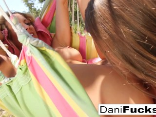 Sexy Dani Daniels Licks And Fingers Her Sexy Friend