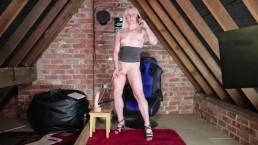 Katie Fox presents TS TV sex show Episode 1
