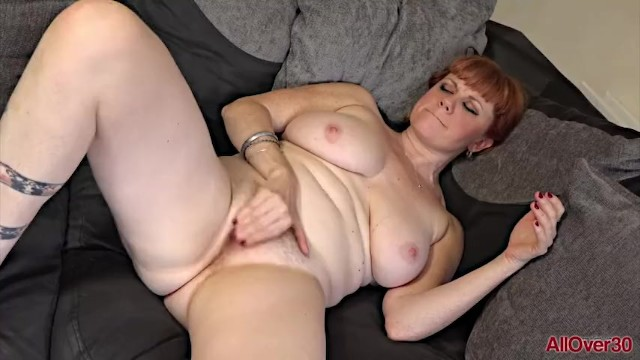 Carrie mature women all over 30 Hot hairy redhead milf mature sexy velvetina fox on allover30
