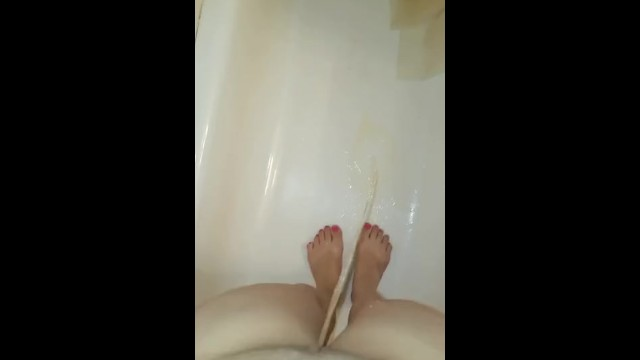 Feeling to pee after orgasm female Desperate to pee after morning coffee standing piss