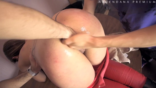 Extreme pussy abuse My most extreme anal party with friends 2