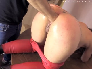 My most extreme anal party with friends 2