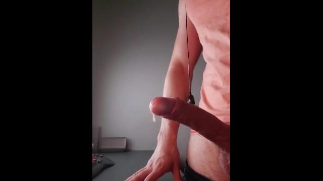 Free young cum shot boy vids - Multiple big cum shots hands free, after 1 week of edging and denial