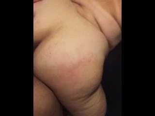 Ass backshot puerto rican...