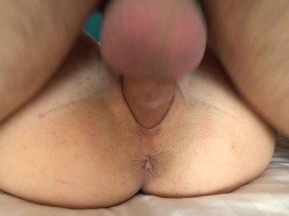 He Came too Early Inside My Tight Pussy