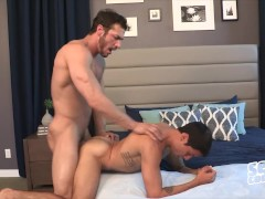 Sean Cody - Brandon & Titus Bareback - Gay Movie