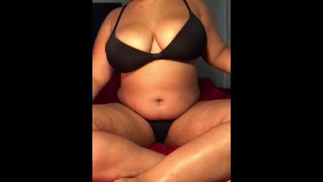 Xhamster chubby milf strips and fingers Milf strips and rubs her pussy while high