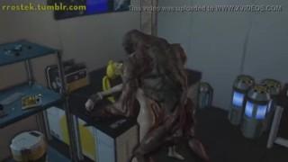 hentail monster