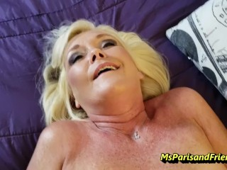 Step-Mommy Will Masturbate and Fuck Me