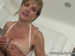Tittyfuck with cumshot...