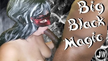 """Big Black Magic"" (Jamie Wolf + Morgan Moon)"