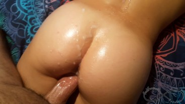 Cumming early after teasing her pussy and ass - Amateur FuckForeverEver