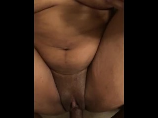 Fat getting fucked...