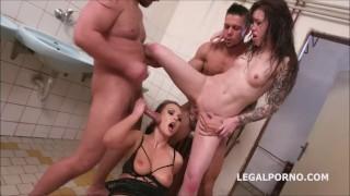 My scene for Legalporno - Hardcore dirty party