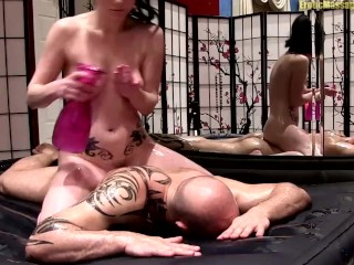 Veruca james fest and cock worship...