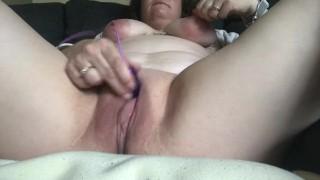Masturbating for the repair man