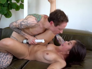 Aggressive Fuck Tape with Hot Kendra Spade Amateur Passionate Sex