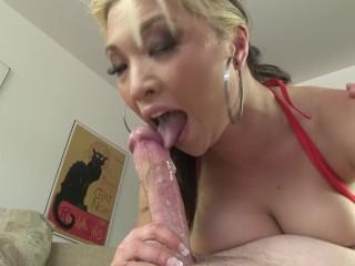 4 hot babe gives deepthroat paradise...