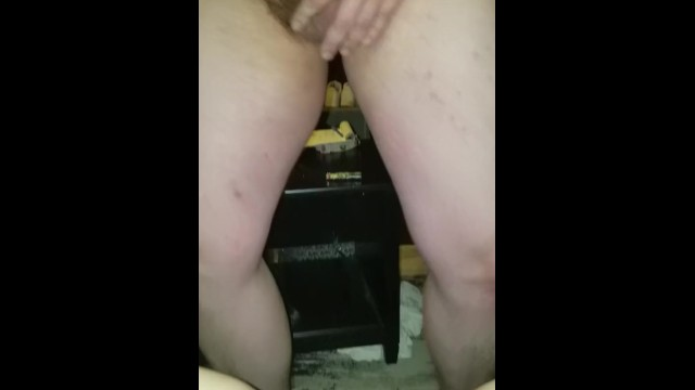 Thick and Hairy Boyfriend Fucks My Tight Little Pussy 20