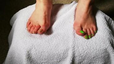 Fun with nail polish