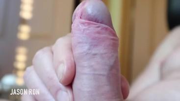 close up ejaculation hi-def