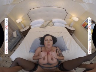 Naughty America – Sheridan Love rides YOUR cock