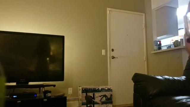 Naked Slut Answers the Door 35