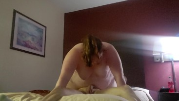 Bbw giving head and 69
