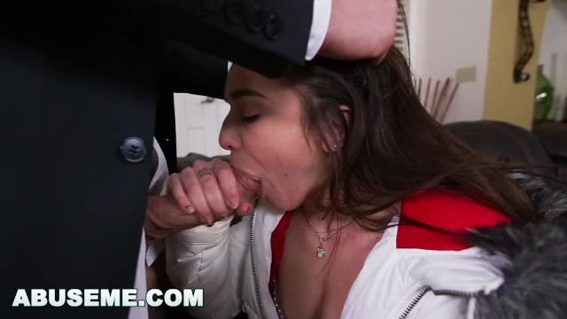 Jmac Buries His Powerful Cuban Cock Inside Kharlie Stone 9