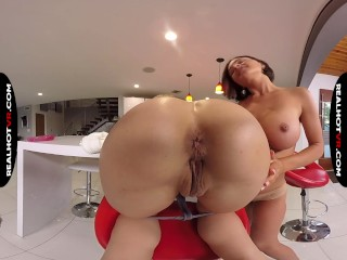VR JOI – Stepmom & I Want Your Cum, Krissy Lynn's Big Tits or My Wet Pussy