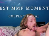 Couple's Facial, Double BJ, Pegging - Best MMF Moments