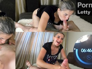 Blowjob Contest - Suck It Off for Eight Minutes