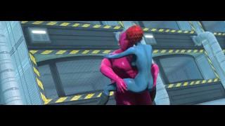 Best Animated Avatar alien porn- Cartoon sex