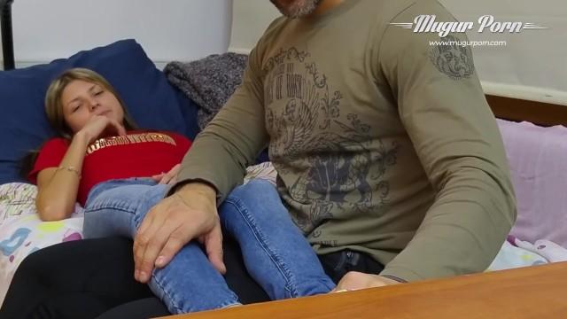 Irresistible Gina Gerson sucks and fucks Mugurs hard cock 7