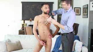 Hot Interracial Amateur Gets His Perky Ass Worked On The Casting Couch