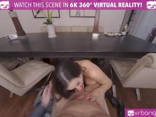 VRBangers.com-Sexy Kendra Lust Anniversary Gift Sex Session