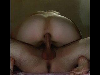 Hard Fuck Young in Anal, Gape And CreamPie (13 Aug 2019)