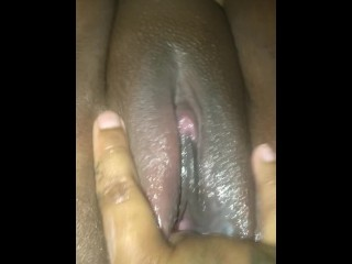 Her Pussy Was Super Wet, She Went Out of Town & Missed Me