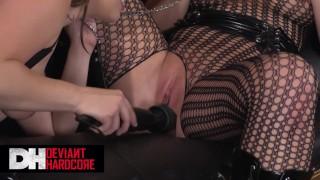 Afvigende Hardcore - Maddy OReilly bliver domineret af Jenna Sativa