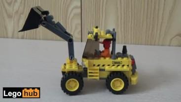 Can this Lego bulldozer have more views than Mia Khalifa?