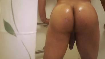Ass washing