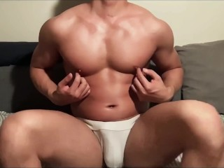Nipple playing and cumming preview...