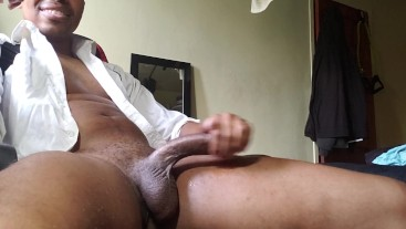 Big black cock fun