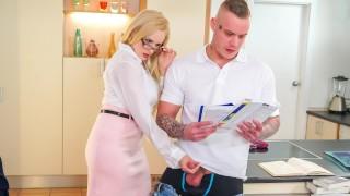 LETSDOEIT - Dirty Teacher Angel Wicky Teases Student Till She Gets Cock