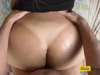 Pov fuck with perfect ass...