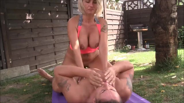 Blondine Milf Große Titten Pov