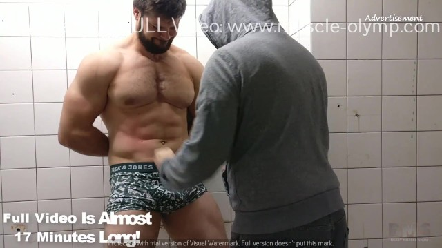 Gay punched tube Abs workout gut punching kicks 1. trailer