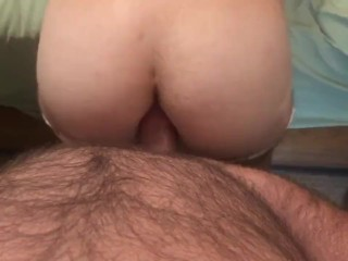 Banging my boy when I get home from work (21 Aug 2019)